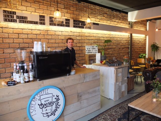 I scream coffee - leiden - lunch places