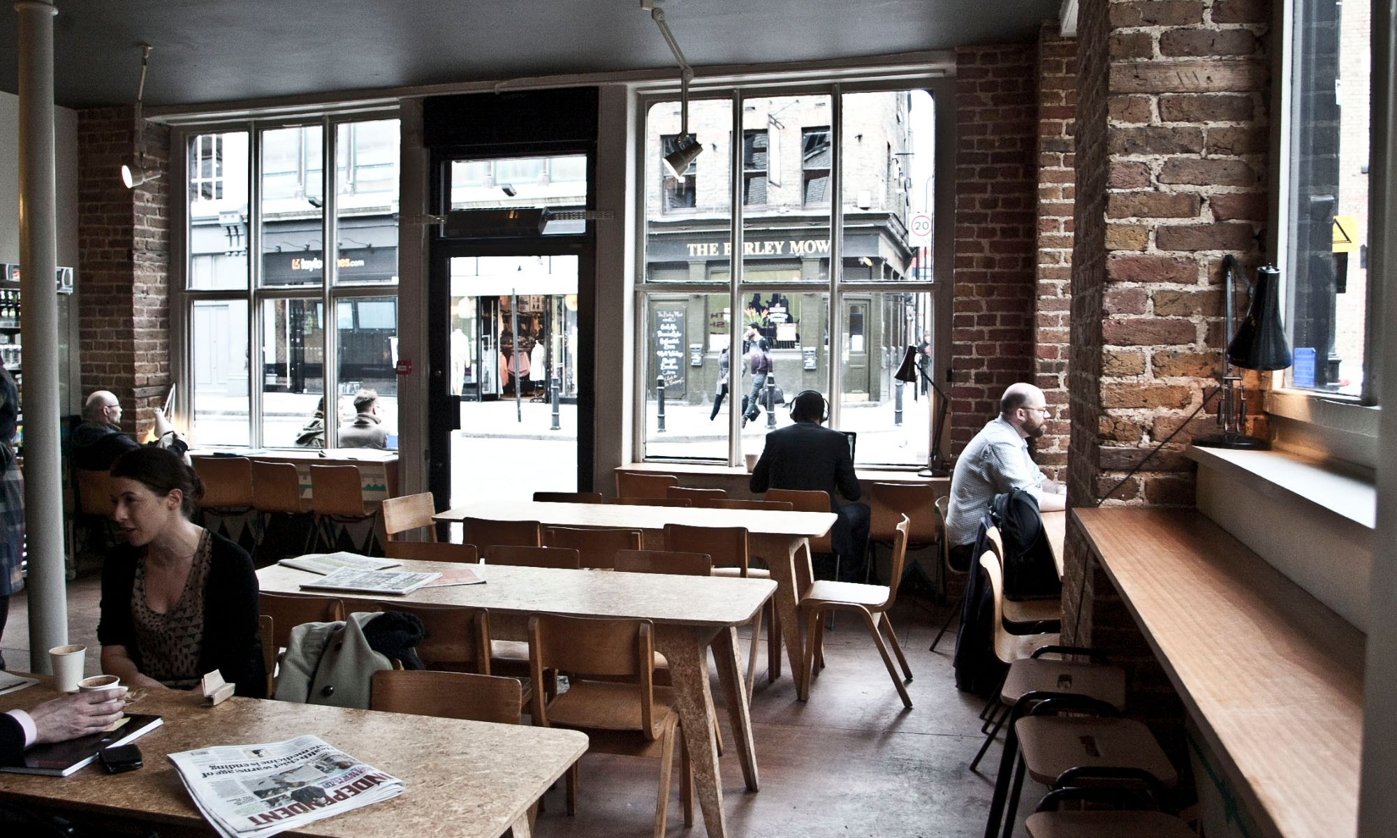 Fix 126 is your next best study place in London