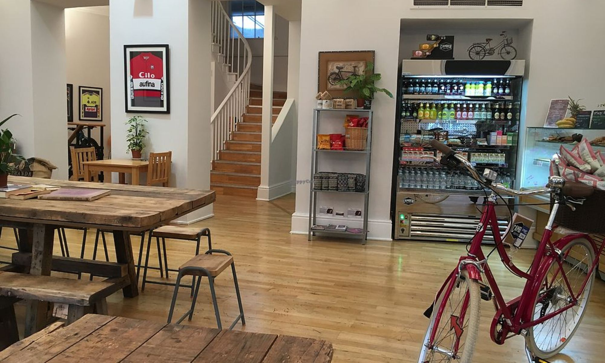 Camber Coffee study places Newcastle