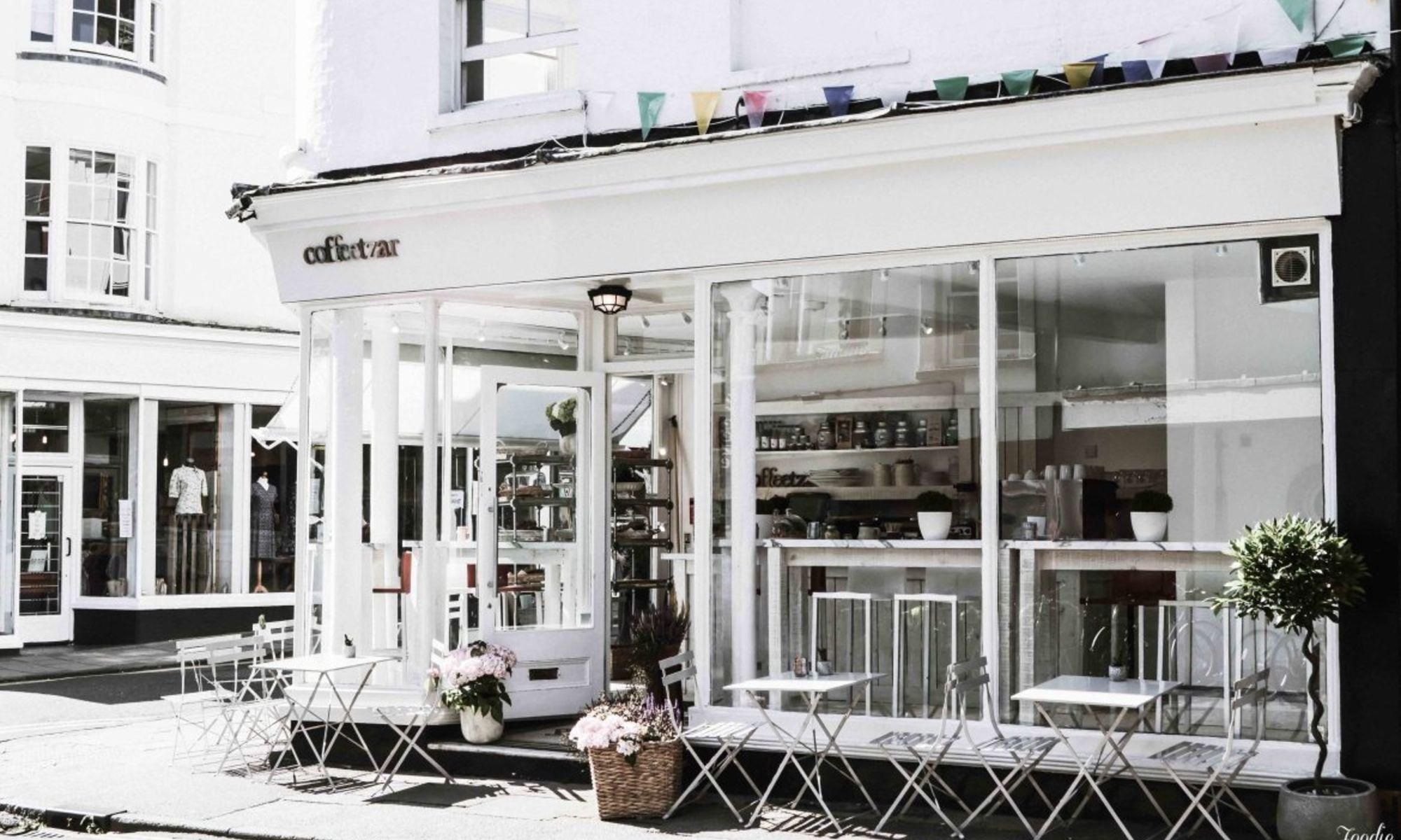 Coffeetzar study place Brighton