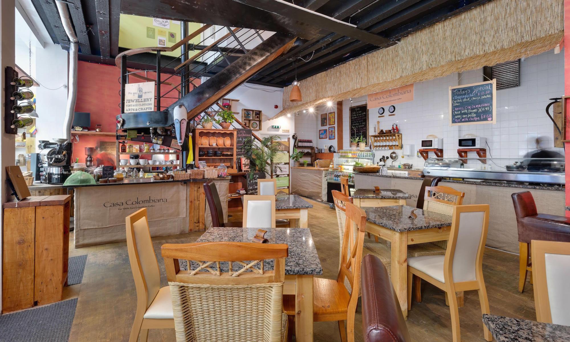 Casa Colombiana study places Leeds