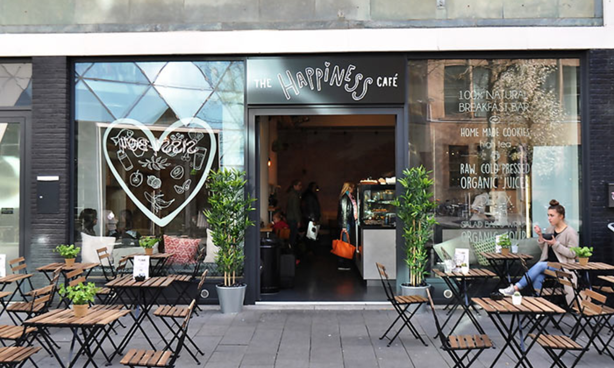 The Happiness Cafe studieplek Eindhoven
